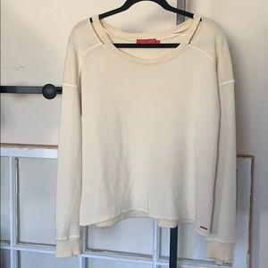 N:Philanthropy Zipper sweatshirt